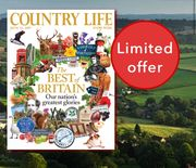 6 Issues of Country Life Magazine for Only £6!