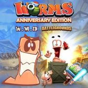 PS4 Worms Anniversary Edition £6.49 at Playstation Network