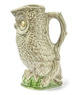 Bordallo Pinheiro Owl Earthenware Pitcher - SAVE £45.00