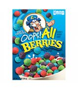 All Berries Cereal 11.5oz (326g) **Best Before: June 2018**