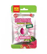 Grenades Gum - MelonBerry Slam - 5 Piece (10g) ** 31 December 2018 **