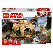 Lego Great Playset Yodas Home 75208