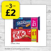 3 for £2 on Selected Biscuits