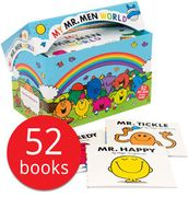 My Mr. Men World Collection - 52 Books (Collection)