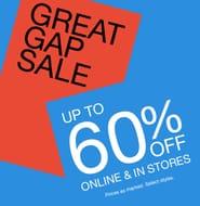 Gap - BIG Summer Sale, Online & in Stores