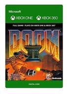 XBOX One / XBOX 360 Doom 2 Full Game Digital Download £3.39 at Amazon