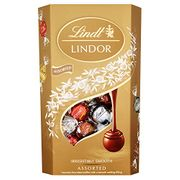 £5 OFF TODAY! Lindt Lindor Assorted Chocolate Truffles (48), 600g