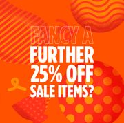 Take an Extra 25% off Sale Items!