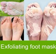 Amiubo Exfoliating Foot Peeling Renewal Mask Remove Hard Dead Skin Cuticle Heel