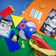 FREE Kids Craft Box! - Just £1 Postage