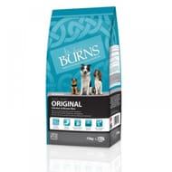 Burns Dog Food Original Chicken and Brown Rice for Adult or Senior Dog 15kg