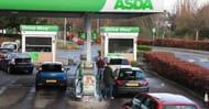 Asda and Sainsburys Cut Price of Fuel