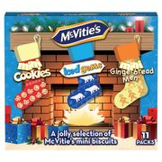 McVities Mini Biscuit Selection 11 Packs Only £1 at ClearanceXL