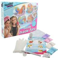 Bubbly Bubble Bars Set Girls DIY Shape & Create Soap Bar Set