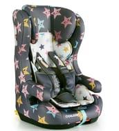 Cosatto Hubbub Group 123 ISOFIX Car Seat - Happy Hush Stars
