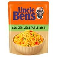 Uncle Ben's Special Golden Vegetable Rice250g