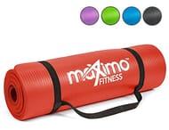 Maximo Exercise Mat NBR Fitness Mat - Multi Purpose - 183 X 60 X 1.2 Cm