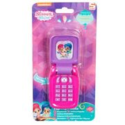Shimmer and Shine Flip Top Phone - Realistic Sounds