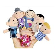 Cartoon Finger Doll 80%+free Delivery