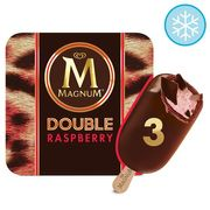 Magnum Double Raspberry Ice Cream