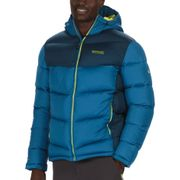 Regatta Nevado Mens Insulated Jacket - Blue (SIZE SMALL)