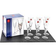 RCR Melodia Champagne Flutes Set of Six