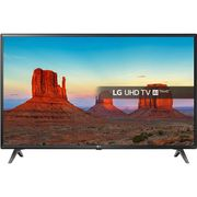 "LG 49"" Smart 4K Ultra HD TV with HDR and Freeview Play"