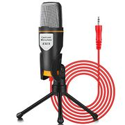 PC Microphone with Mic Stand
