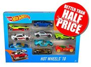Hot Wheels Cars (10 PACK) ***4.8 STARS*** AMAZON BESTSELLER