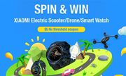 Spin to Win Xiaomi Pro Scooter