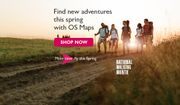 20% off Everything in the OS Shop at Ordnance Survey