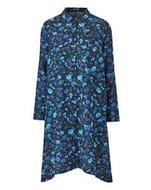 Womens Long Sleeve Shirt Dress Only £12.35