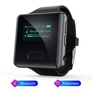 Bluetooth MP3 Player, 16 GB Running Watch MP3 Music Player