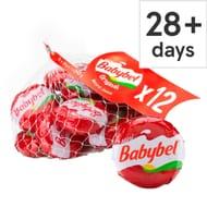 Mini Babybel 240G 12 Pack