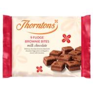 Thorntons Mini Brownie Bites 9Pk
