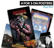 10% off Orders at GB Posters