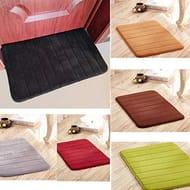 Cotton Carpet Bathtub Mats