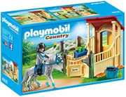 Playmobil Country Horse Stable with Appaloosa Set - 6935