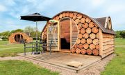 Snug and Beehives Glamping Pod for 4 People - Stratford upon Avon for 4 Nights