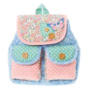 Claire's Club Pastel Floral Mini Backpack