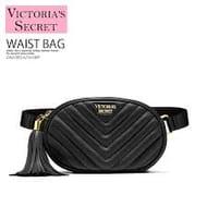Victoria's Secret V-Quilt Oval City Belt Bag