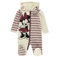 Character Fleece Onesie Baby Boys Minnie Mouse