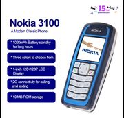 TomTop 15th Anniversary Special Offer for Nokia 3100 Mobile Phone
