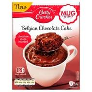 Betty Crocker Mug Treats via Shopmium