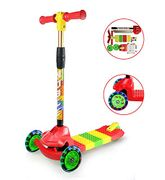 Awesome! Kids 3 Wheel Scooter with 70% Off