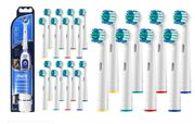 Braun Oral-B Electric Toothbrush & 12 Compatible Replacement Heads