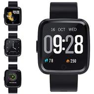 Zagzog Fitness Tracker Smart Watch 7 Sport Modes Bluetooth Waterproof