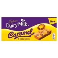 Cadbury Milk & Caramel 6pk Cake slices,Free (After Checkoutsmart cashback)@Tesco