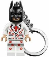 Lego Batman Kiss Kiss Tuxedo Keyring £3.45 Delivered 5004928