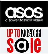 ASOS SALE - NOW up to 70% OFF!